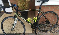 I have for sale my superb condition Focus road bike.