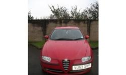 52 Reg, Red 5 door. 12 months MOT. Tax negotiable.