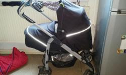 For sale slivercrosso 360 from newborn comes with carry