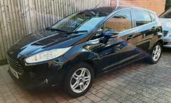 Ford Fiesta 1.0 ZETEC ECOboost s/s sync. This popular