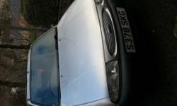 S reg ford fiesta, 5 door, 1.3 petrol,76000 miles, good