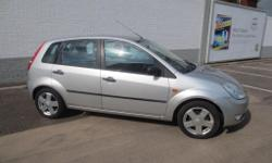 Ford Fiesta 1.4 Flame 5dr£1700 LOW MILAGE SALE PRICE!!