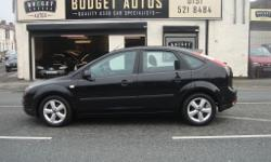 FORD FOCUS 1.6 ZETEC 5DOOR METALLIC BLACK PARTS AND