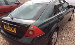 Ford Mondeo 1.8 petrol LX for sale. very good