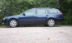 Very nice Ford Mondeo estate, reluctant sale (I now