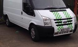 Ford transit 57 plate 11 months mot 69,000 miles old