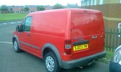 ford transit connect 2003 very clean inside and out