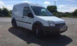 Ford transit connect t230 lx110 110bhp lwb high roof.