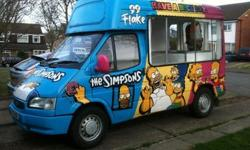 ford transit ice cream van for sale very reliable good