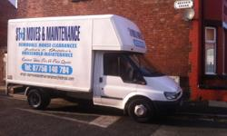 Ford transit luton van MWB taxed march , mot August