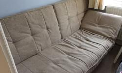 """Click-Clack"" style sofabed purchased September 2009"