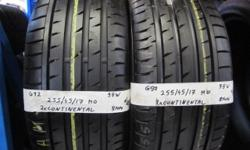 PART WORN AND NEW TYRES contact: Greg 07927991823,
