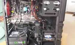 For Sale my gaming PC! Custom built 3 months ago! It