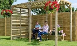Grange Fencing Urban Pergola Brand New - Flat Packed /