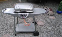 propane Gas Barbecue, not used much but some slight