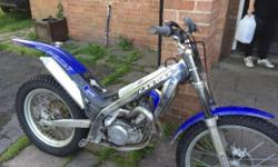 Gas gas txt 2002 280cc it runs as sweet as a nut hasn't