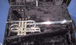Getzen 'Eterna' D Trumpet. This beautiful instrument is