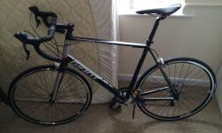 For sale is my 2015 giant defy 5 road bike which is new