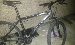 I'm selling my giant boulder bike as I have a new one