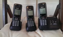 Gigaset A420A Trio DECT Cordless Phone with Digital