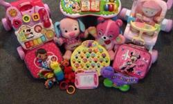 Having a clear out for daughters birthday £20 for lot!