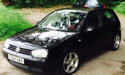 Golf GTI 1.8T , 86000 miles With years MOT ,3 Doors.