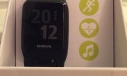 TomTom runner 2 cardio and music. RRP. £189. Bought in