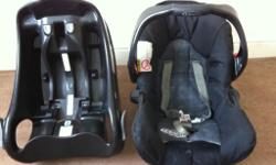 Graco baby car seat system includes; Car seat system