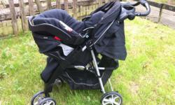 Travel system in excellent working condition, includes