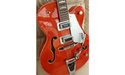 Gretsch 5420t Electromatic Guitar Guitar is in perfect
