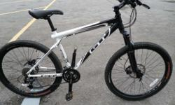 GT Aggressor XC2 Mountain Bike Size 18 Inch Excellent