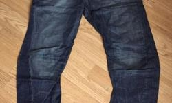 Handcrafted by River Island, brand new denim jeans,