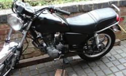 Hartford HD 125cc legion Similar to the Honda CM, in