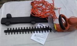 Hedge Trimmer - Flymo Flymo Electric Hedge Trimmer -