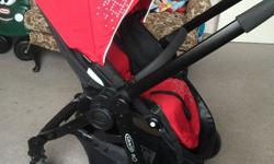 £40 each or £70 for both Graco Evo pushchair comes with