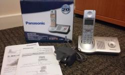 Panasonic-tg7120 Pratically new , short time used ,with