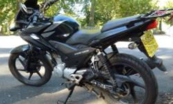 2010 Honda CBF 125. In good condition for year. One