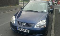 Honda Civic 2005 A VERY clean and economical car, 12