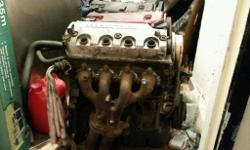 For sale is my d15z6 vtec engine from an ek3 Was going