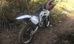 Here for sale is my Honda crf250 2008 Just had a
