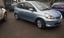 Just arrived Honda jazz 1339cc SE in light metallic