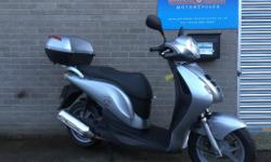 Honda PS125A Silver 1 Owner from new, Excellent