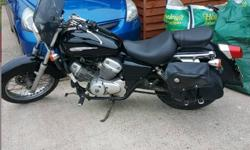 Very reliable honda shadow125 2008 under 22000miles