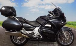 Here we have a lovely condition Honda Pan European with