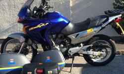 Honda Transalp 650 for sale which is in Excellent