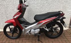 HONDA WAVE 110i 64 PLATE THE BIKE IS IN GOOD CONDITION