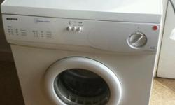 Hoover vented tumble dryer , 6kg , vented type with