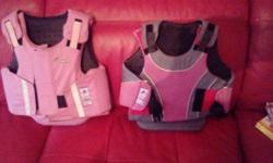 Girls Horse riding body protectors level 3 kids, harry
