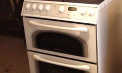 creda hotpoint electric oven good working order THIS
