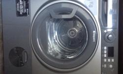 *** NEW*** never used - Silver Hotpoint Tumber Dryer,